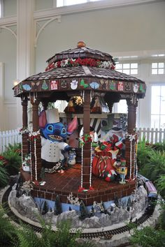 .Gingerbread Stitch at Boardwalk Resort