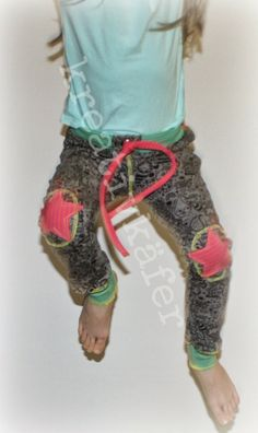 kreativkäfer: Schmale Basic Hose
