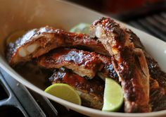 Tex-Mex Pork Ribs - Épices de Cru