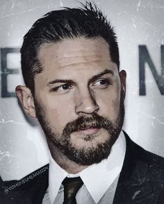 Goodmorning loves! Have a great day! #tomhardy