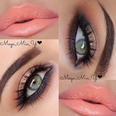 themakeup-addict: makeup by ✨@maya_mia_y✨ #makeup #beauty #cosmetics #eyemakeup #eyeshadow #makeupinspiration