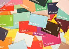gravitart cards