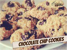 Chocolate chip cookies (Fursecuri cu ciocolată)