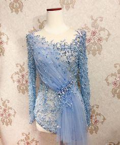 Model Dress Kebaya, Model Kebaya Brokat Modern, Kebaya Modern Hijab, Kebaya Wedding, Muslimah Wedding Dress, Cheap Dresses, Elegant Dresses, Couture Dresses, Fashion Dresses