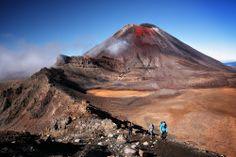 Tongariro Crossing - Mount Doom