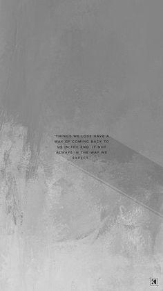 Harry Potter wallpaper | Luna quote | by kaespodesign.com