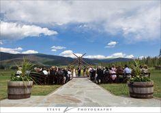 Mountain Wedding by Steve Z Photography