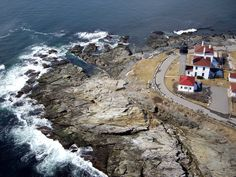 Beavertail Lighthouse, Jamestown RI
