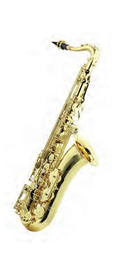 Música Asensio: Saxo Tenor Alysee T-818L - Lacado Por tan solo 570...