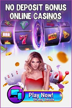Looking for the latest no deposit bonuses & free spins that will let you keep what you win? We keep the list updated with free casino bonuses. When signing up for online casino, you will want to look into welcome offers like no deposit casino bonuses. This type of bonus is one of the most common types of bonuses that you will run into. Want to make the most of casino bonuses without having to deposit your own cash? A no deposit bonus casino means you can play for free, but win real money. Gambling Sites, Online Gambling, Casino Sites, Best Online Casino, Online Casino Bonus, Best Casino, Play Free Slots, Free Slot Games, Money Games