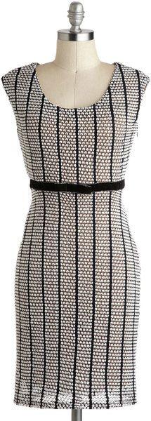 A Fine Parallel Dress - Lyst