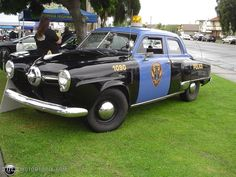 vintage cars   From album Vintage Police Cars by RancheroBoy