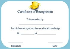 Certificate of recognition for top 10 students template certificate of recognition for outstanding teacher yelopaper Image collections