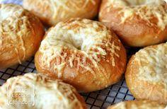 Homemade Bagels!