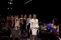 THE LOOK OF THE YEAR - Fashion and Models - #Altaroma - Sofia Borisova ( Romantika ) 