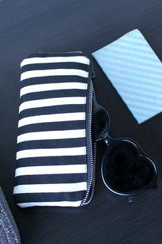 DIY Glasses Case Tutorial~http://jonesdesigncompany.com/tutorial/sweater-pillow-tutorial-2/
