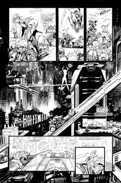Preview: Tokyo Ghost #1, Page 4 of 5 - Comic Book Resources