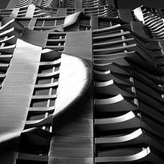 New York by Gehry - I love Frank Gehry. Especially my tiffany necklace designed by him :)