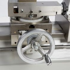 Klutch Metal Lathe, Milling and Drilling Machine — 1/2 HP, 110V Motor