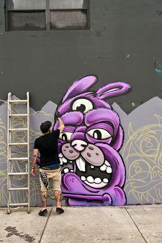action shot at art basel   Flickr: Intercambio de fotos