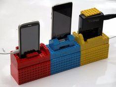 31 idées ingénieuses pour recycler des LEGO