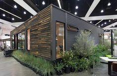 LivingHomes, prefab housing, modular house, cradle-to-cradle, C6 house, prefab, Joshua Tree, California, zero energy house, solar panels, LEED platinu, Make it Right