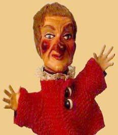 Lady Elaine Fairchild- Frightening, but definitely brings me back to growing up in the 80's!!