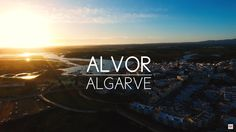 Alvor - Vista aérea (aerial view) @Algarve - Portugal