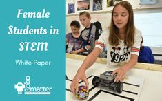 Female Students in STEM White Paper