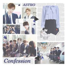 """Confession--- Astro"" by alicejean123 ❤ liked on Polyvore featuring Chicwish and Miss Selfridge"