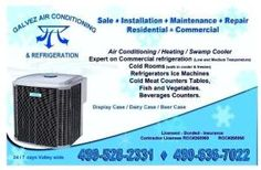 Galvez Air Conditioning
