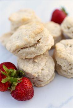 Homemade biscuit rec