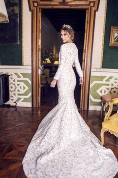 Novia de la colección de María Jose Suarez. Shooting Bridalada. #novia #perfecta #bridalada#bride #elegant #elegante #vestido