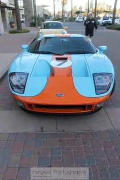 Ford GT Gulf Edition - Forged Photography | Dedication to Automotive Art