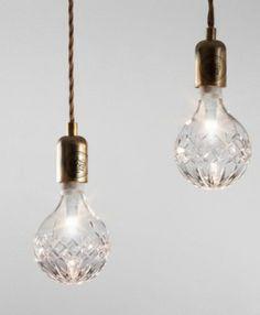this is paulina: crystal bulb.