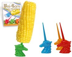 HAHAHAHA uni-corns. Get it?