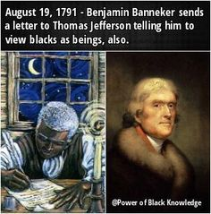 benjamin banneker letter to thomas jefferson 1000 ideas about benjamin banneker on 4252