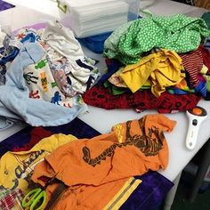 how to make a memory quilt with tshirts