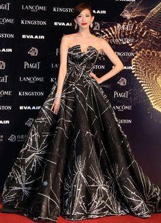 Lin Chi Ling - Zuhair Murad  - 2015 Golden Horse Awards