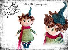 Miss Elfi | Rubi Special | Miss Hook – Wilde Häkelei