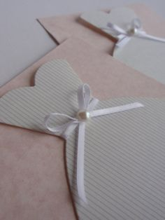 Bridal shower invites - pretty in pink