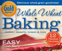 Free Whole Wheat Baking Cookbood Download