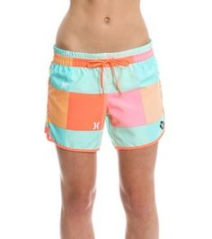 Hurley Damen Boardshort W Supersuede Floral Beachrider Bs