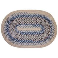 Rhody Rug M-914-8R Millennium Periwinkle 8 ft. Round Braided Rug by Rhody Rug. $353.55. Manufactured to the Highest Quality Available.. Great Gift Idea.. Millennium Periwinkle 8 Round Braided Rug. Design is stylish and innovative. Satisfaction Ensured.. Luxurious style, soft feel and charming colors for every room in the house. Millennium Periwinkle 8 Round Braided Rug. Save 26% Off!