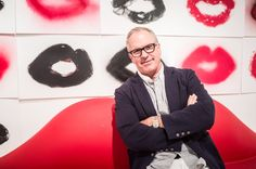 In the Studio with Donald Robertson - Donald Robertson-Wmag