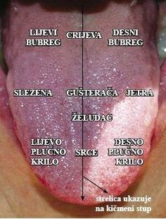 Jezik - Ogledalo zdravlja