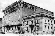 Sudbury Nickel Range Hotel