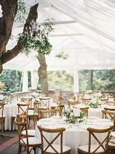 Best Real Weddings 2016 - The Top 5 most popular real weddings on Wedding Sparrow from 2016 Outdoor Wedding Centerpieces, Round Wedding Tables, Wedding Chairs, Round Tables, Outdoor Tent Wedding, Wedding Themes, Wedding Blog, Wedding Venues, Wedding Ideas