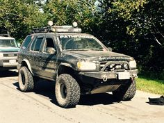 roof top tent nissan pathfinder r50 - Google Search