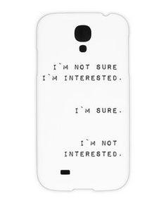 Samsung Galaxy S4 Hüllen kaufen   JUNIQE